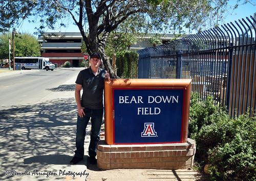 Bear Down Field