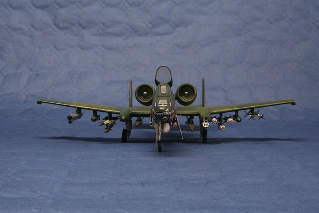 Fairchild A-10 Thunderbolt II   « Warthog »  6994196919_b2c5dd6cfb_z