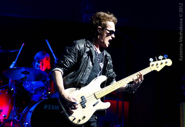 Glenn Hughes. You are the music!