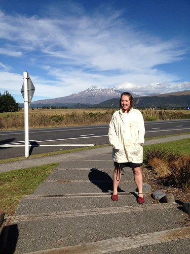 Megan Shield, Tongariro National Park, New Zealand