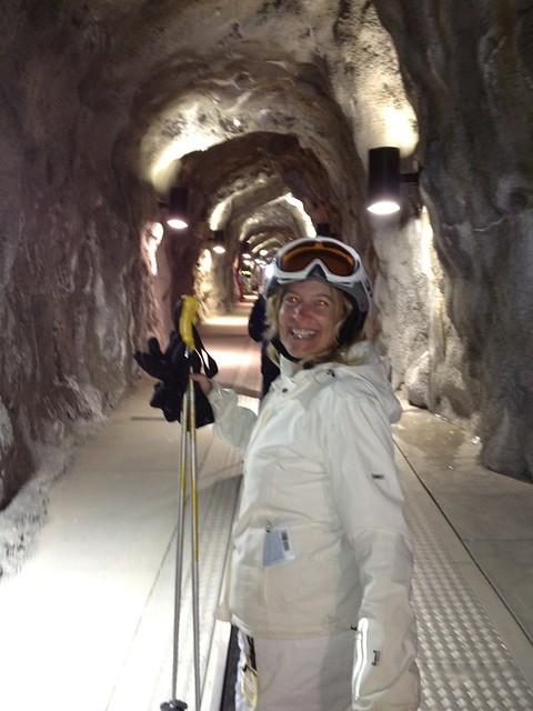 Snowbird Tunnel