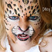 Easy Leopard Face Paint Leopard Face Painting