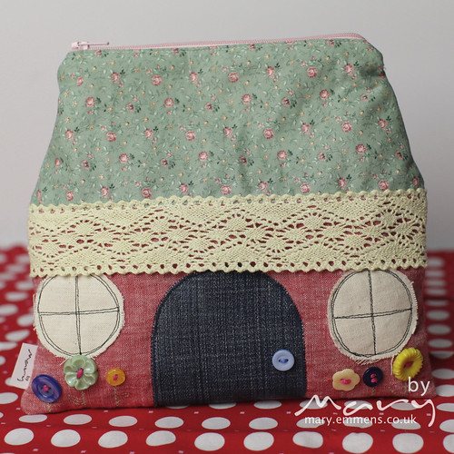 Zakka Style - House Pouch