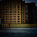 Detroit from the Roof by Juvenall