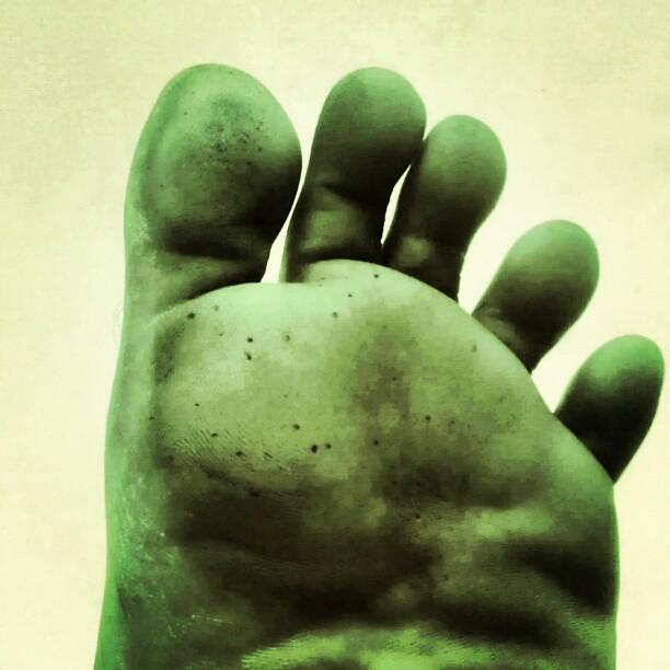Pin Hulk Feet on Pinterest