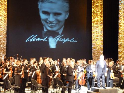 Владимир Спиваков и Национальный филармонический оркестр России, Чплин, Огни большого города 2