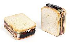 Sandwich Lunchbox Tin