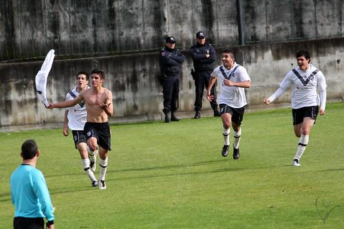 Juniores: Vitória 2-2 Benfica