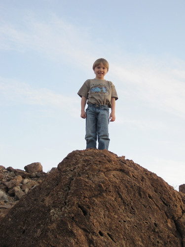 King on the Mountain (Gtums age 6)