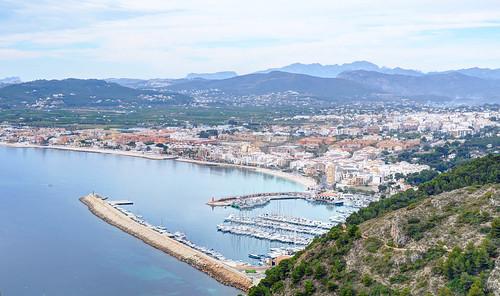 Javea - from the Cap de Sant Antoni