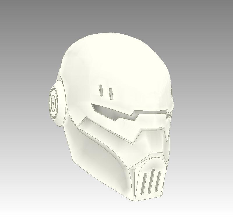 Fierfek U0026 39 S Star Wars Pepakura File Development
