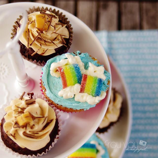 Cupcakes! @frauvau.blogspot.de