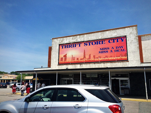Thrift Store City (May 20 2015)