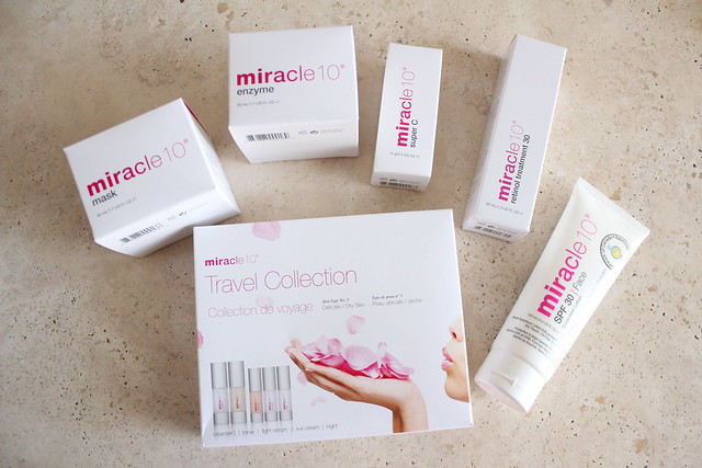 Miracle 10 skincare review