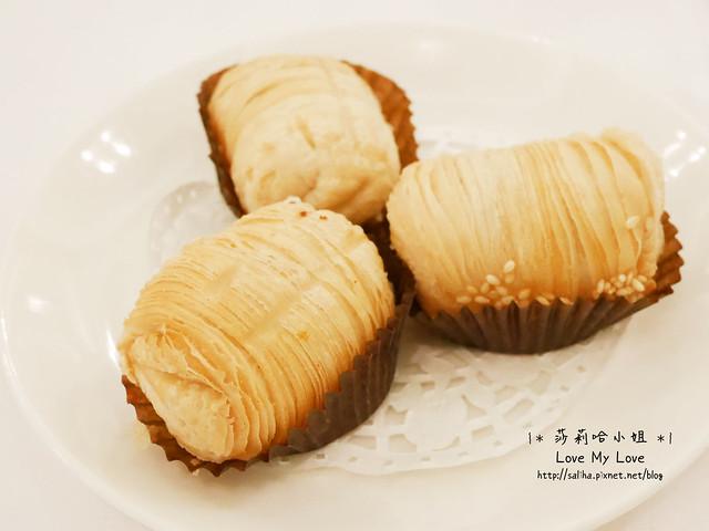 松江南京站美食餐廳推薦養心茶樓素食港式飲茶 (5)