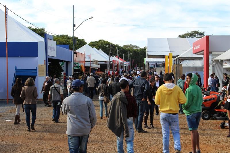 Expocafé 2016 registrou visitantes de 16 estados brasileiros e também de países produtores (Foto: Luiz Valeriano / Ascom CCCMG)