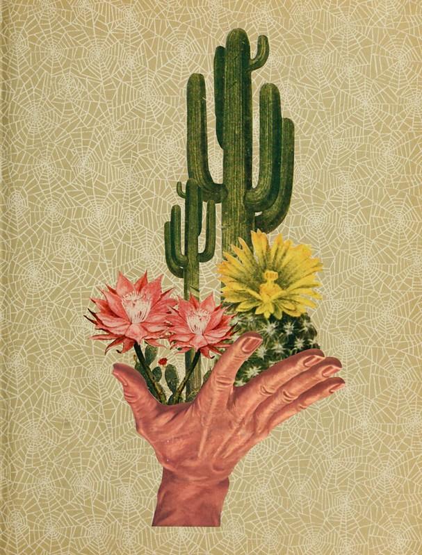Cactus Handup