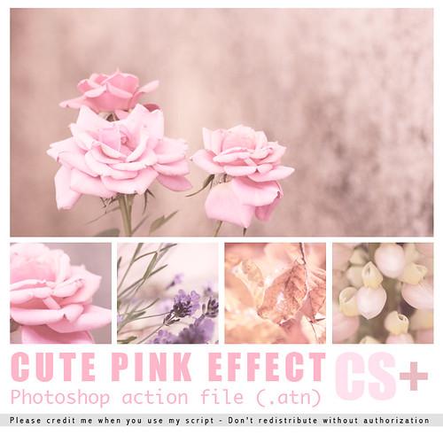 Cute Pink Effect