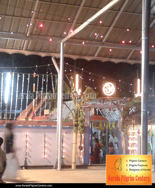 Mangattuvathukkal Devi Temple Festival 2012