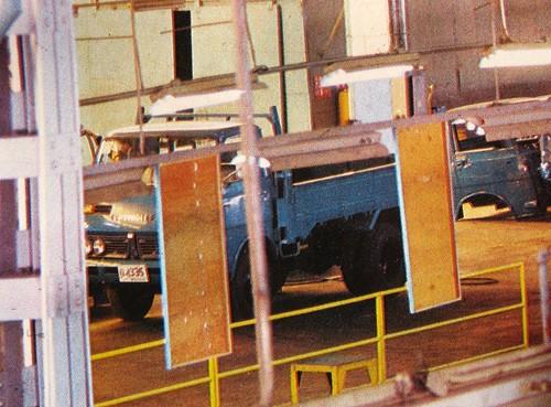 Saemaul 1977: Saehan factory, Chevrolet Elf