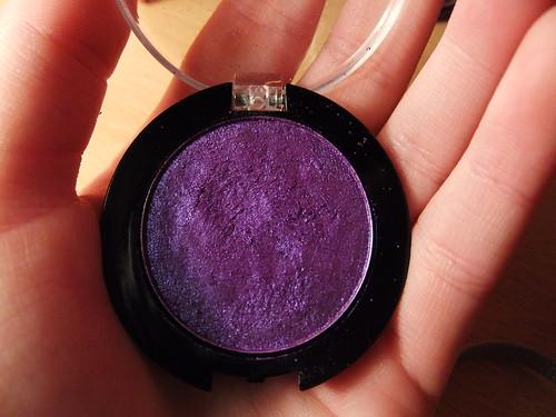 Review | MUA Eyeshadow in Shade 9