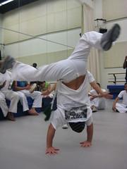 Capoeira Angola Palmares by TheTurducken
