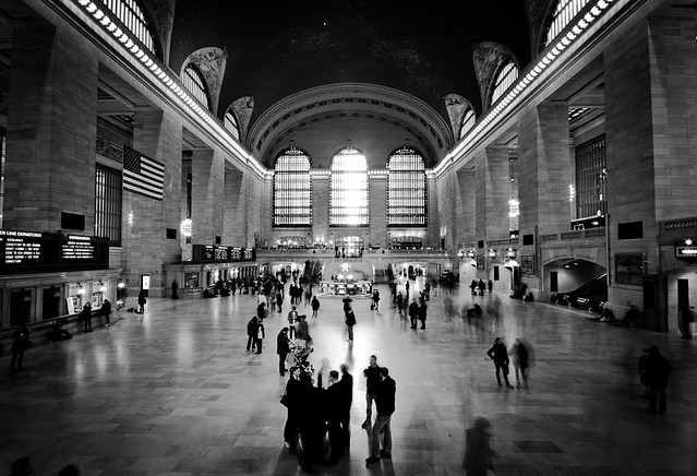 Grand Central Station, New York, par Franck Vervial