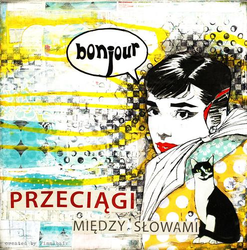 Przeciągi między słowami - Wind in between the words
