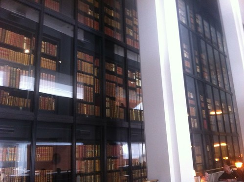 King's library, British Library