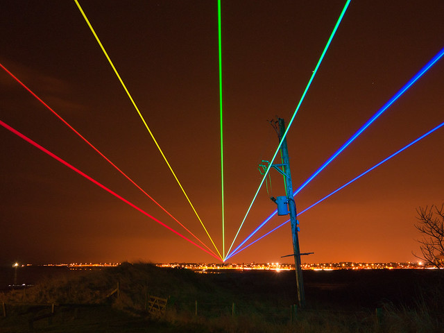 Global Rainbow hits Whitley Bay