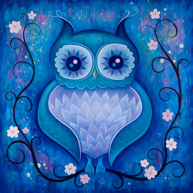 Photo for Night owl paint color