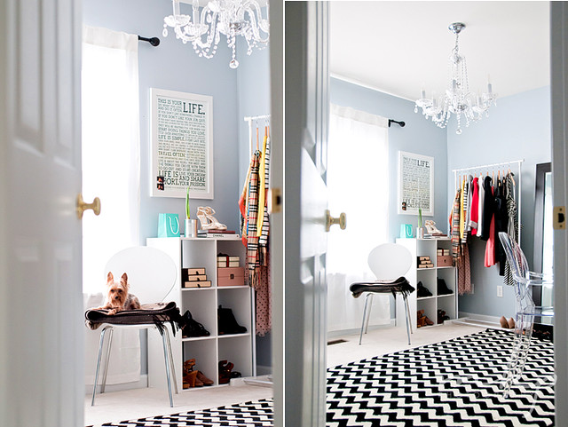 dressing room+milo