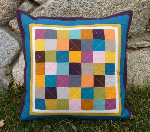 Solids Squared Pillow