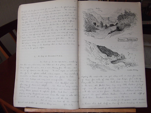 Example of Charlie's Journals