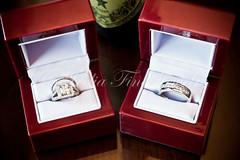 HIS & HERS WEDDING RINGS SET