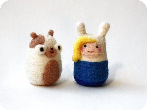 Adventure Time: Cake & Fionna!