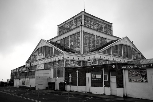 The Winter Gardens, Wellington Pier, Great Yarmouth
