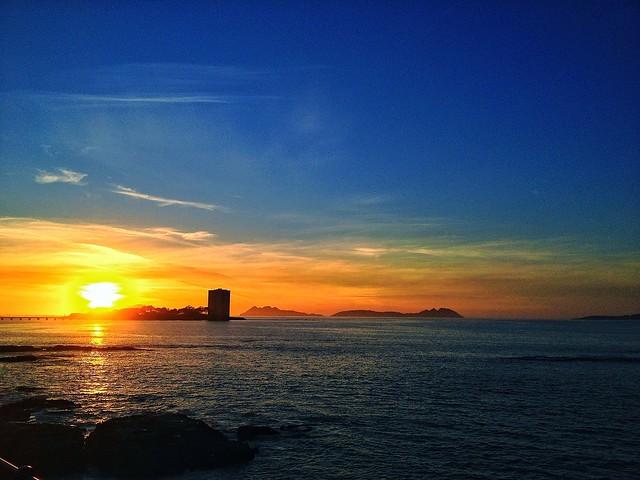Isla de Toralla & Islas Cíes