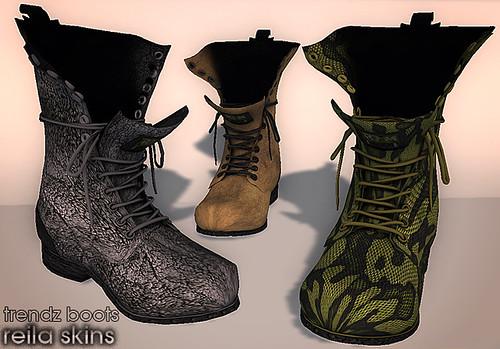 Reila Skins - Trendz Boots AD