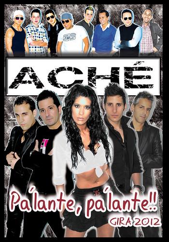 Aché 2012 - orquesta - cartel