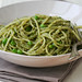 Pasta with Nettle PEsto