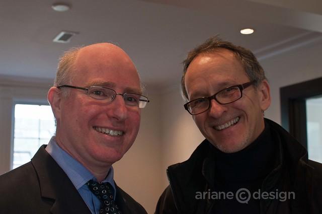 David Kaplan, Architect Michel Laflamme
