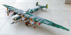 He-274 with working engines!