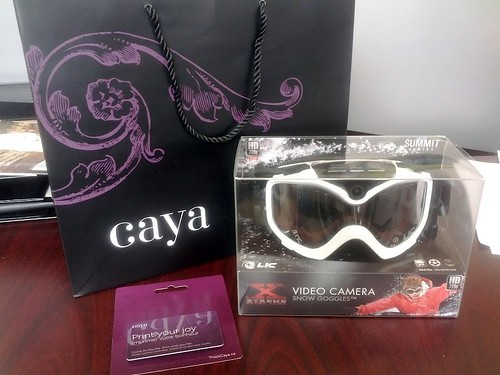 Caya Prize Package