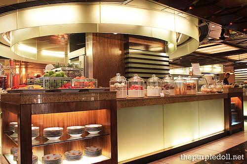 Desserts Station