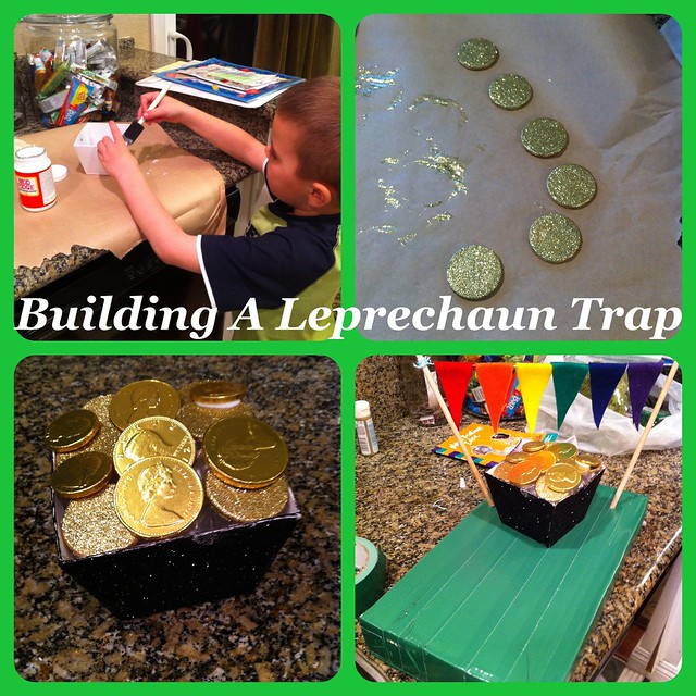 Building A Leprechaun Trap