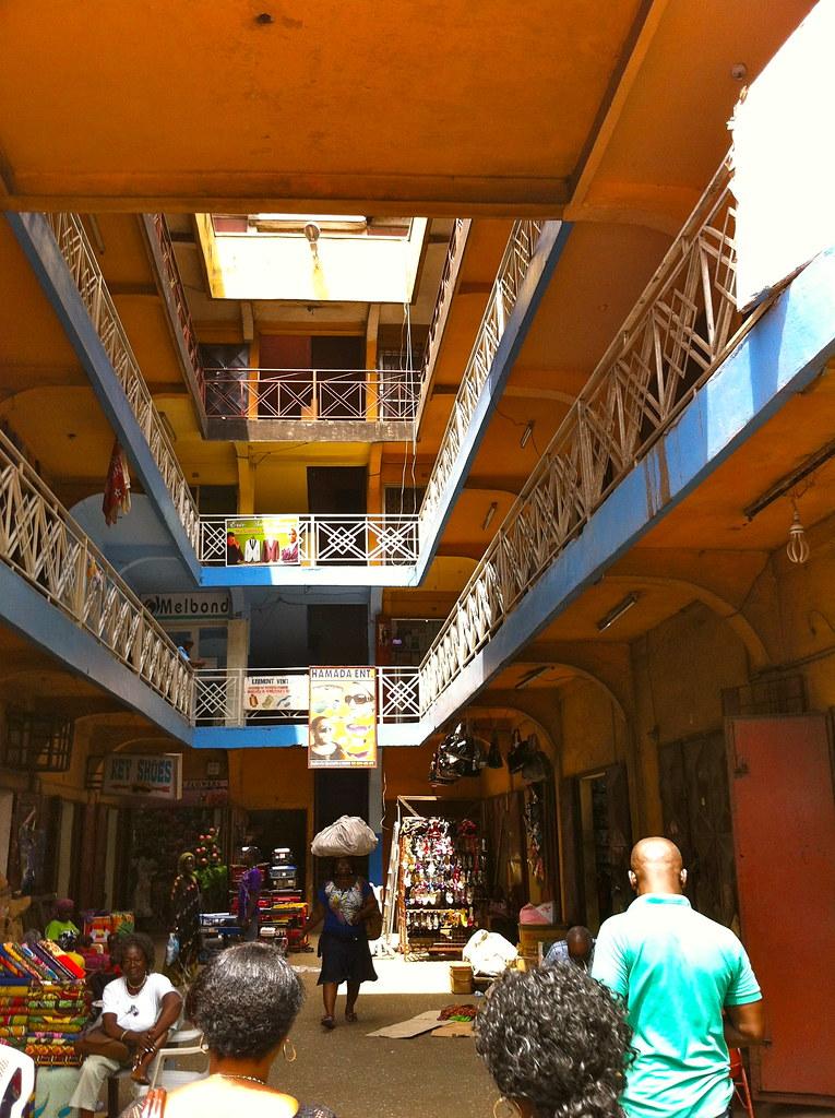 Ghana mall?