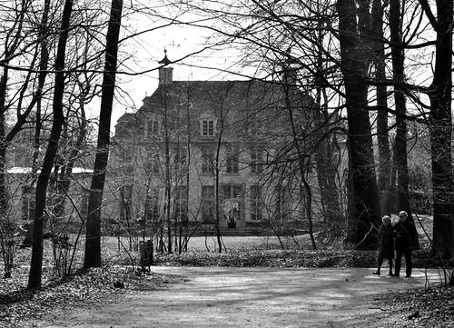 Park Rivierenhof, Deurne, Antwerp