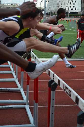 Men's Hurdles