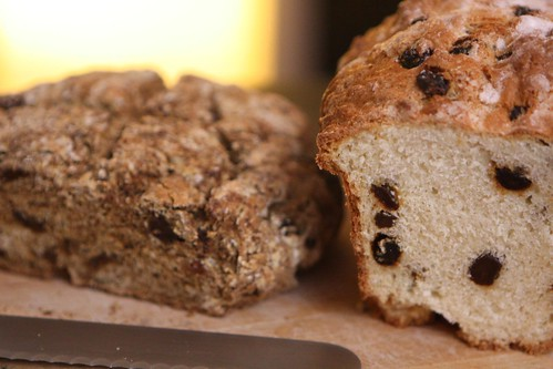Soda Bread, Two Ways
